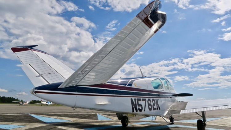 Beech Bonanza    North Carolina full