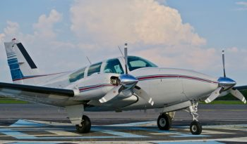 Beechcraft Baron  North Carolina full