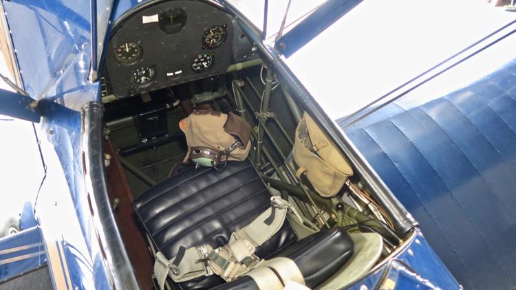 Boeing Stearman PT-17  North Carolina full