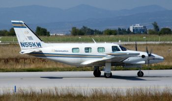 1981  Piper Cheyenne II full