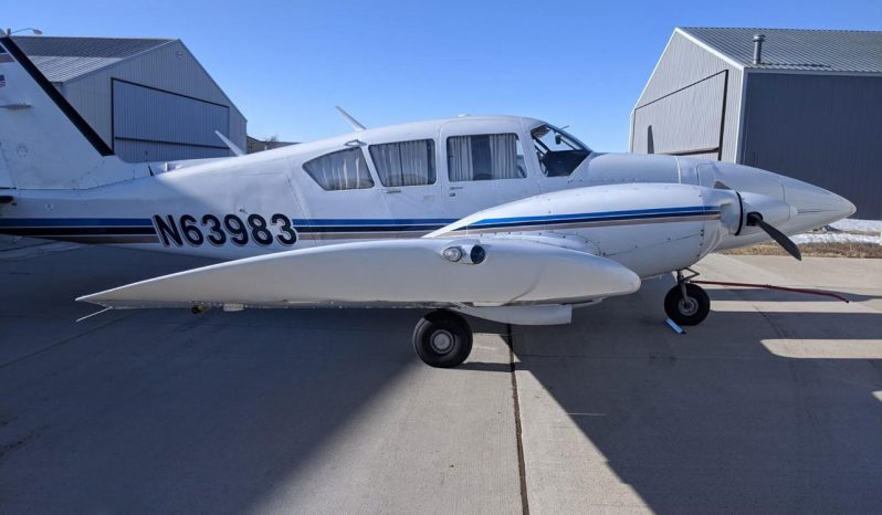 1978  Piper Aztec full
