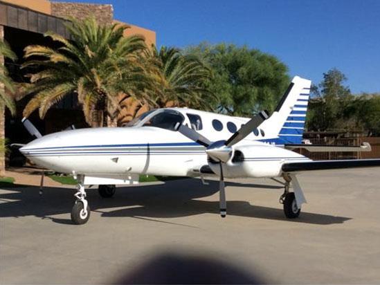 1979  Cessna 421 full