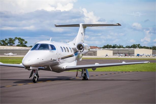 2009  Embraer Phenom full