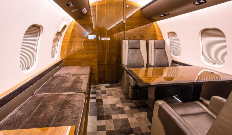 2012  Bombardier Global 6000 full