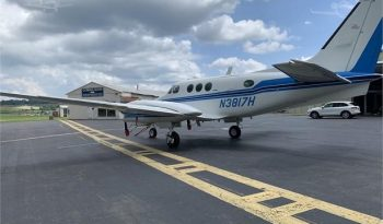 1981  Beechcraft King Air C90 full