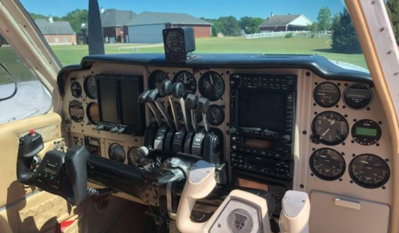 1966  Beechcraft Baron full