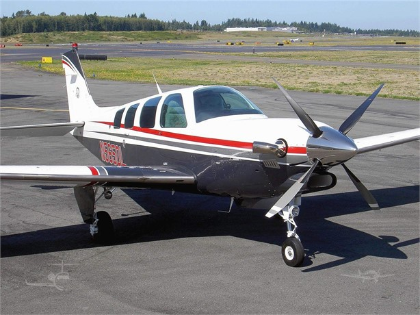 1990  Beechcraft Bonanza TurboProp full