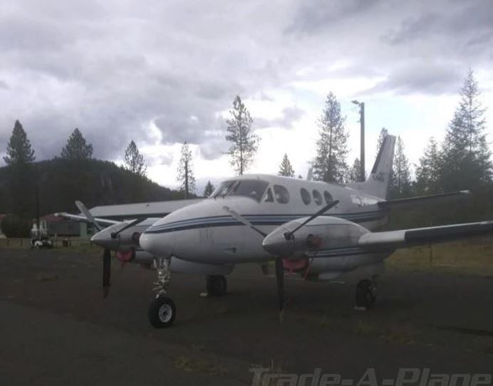 1969  Beechcraft King Air B90 full