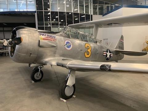 1951  North American T-6 full