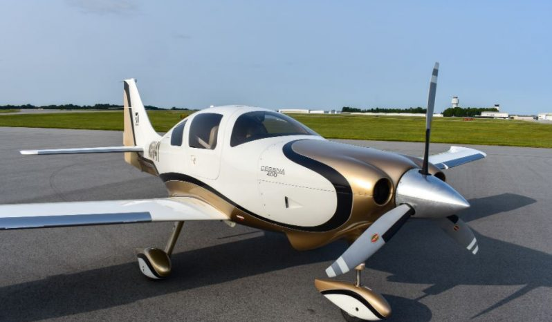 2008  Cessna Columbia 400 full