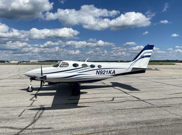 1984  Cessna 340 full