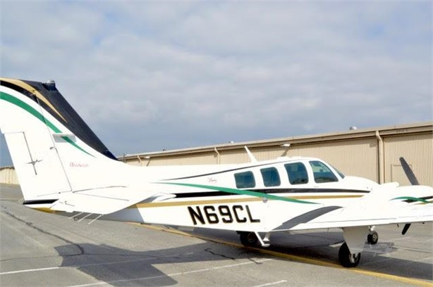 2000  Beechcraft Baron full
