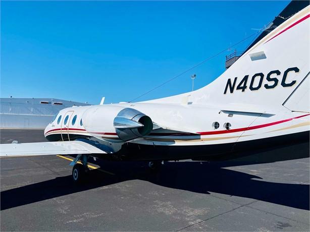 2002  Beechcraft Beechjet 400 full