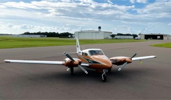 1964  Piper Twin Comanche full