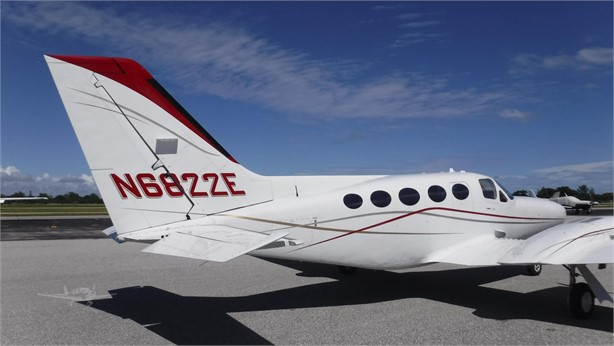 1982  Cessna 414 full