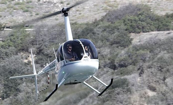 2020  Robinson R44 full
