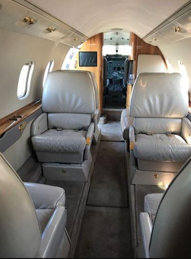 2001  Learjet Lear 60 full