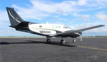 1980  Beechcraft King Air C90 full