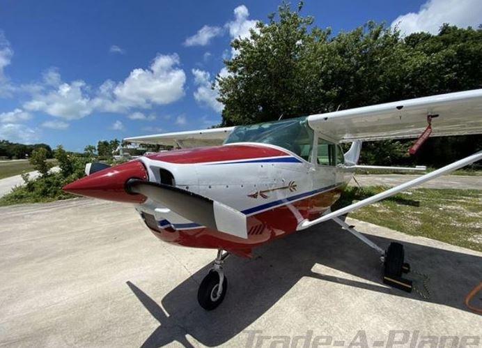 1972  Cessna 182 full
