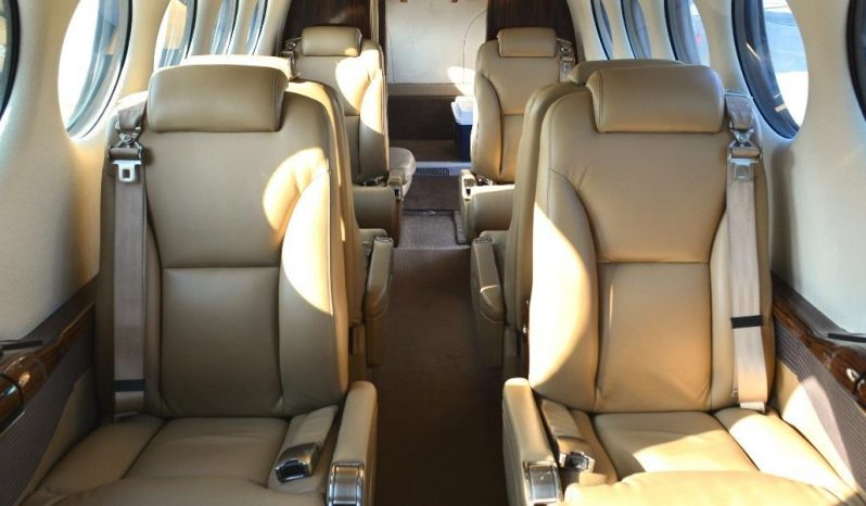 2012  Beechcraft King Air 350 full