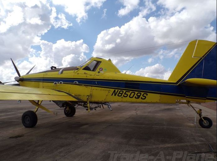 2003  Air Tractor 802 full