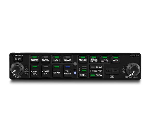 Garmin Audio Panels full