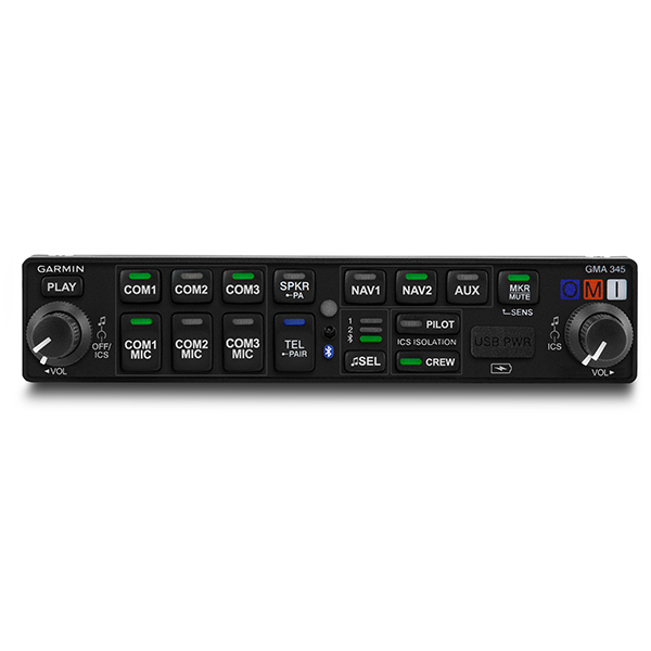 Garmin Gma 345 Audio Panel full