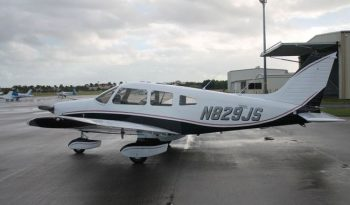 2001  Piper Cherokee Warrior full