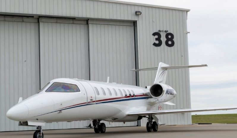 2001  Learjet Lear 45 full