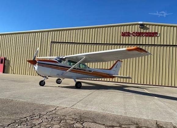 1980  Cessna 172 full