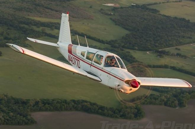 1971  Piper Cherokee Arrow full