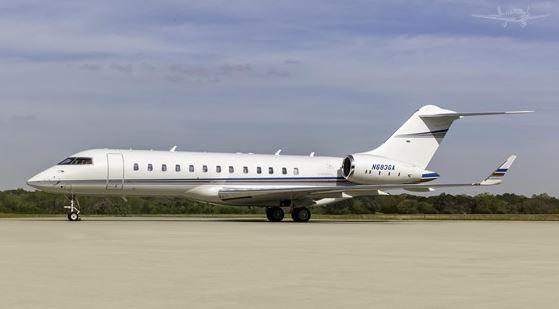2004  Bombardier Global Express full