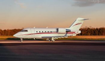 1993  Bombardier 601 full