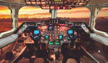 1992  Hawker 800SP full