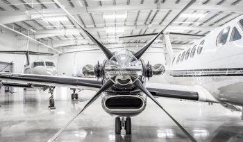 1986  Beechcraft King Air 300 full