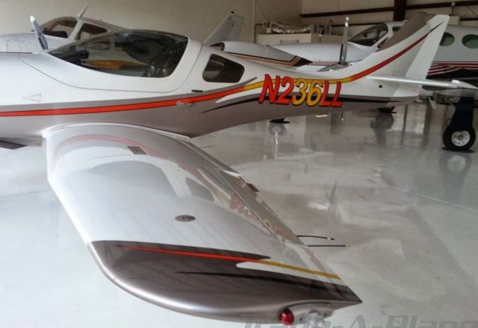 2002  Lancair Legacy full