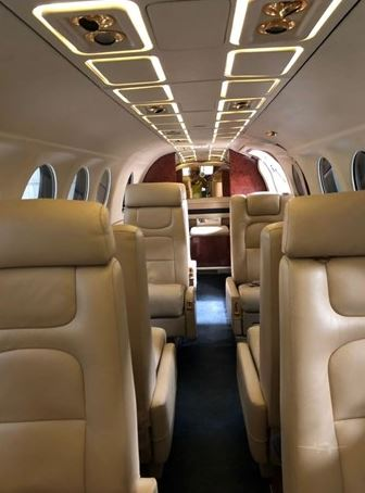 1991  Beechcraft King Air 350 full