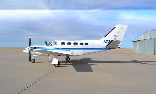 1980  Cessna Conquest full