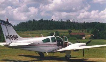 1972  Beechcraft Baron full