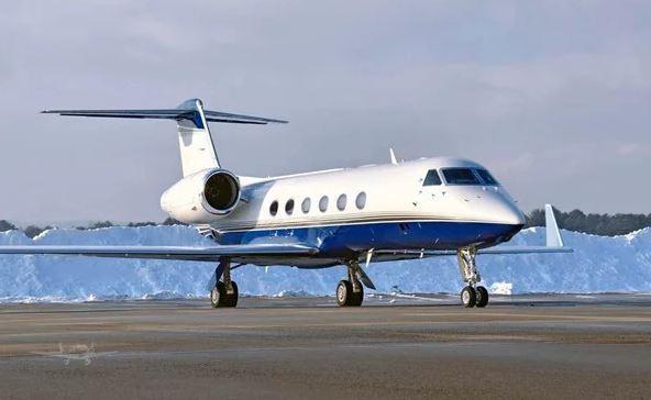 2009  Gulfstream G450 full