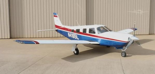 2000  Piper Saratoga full