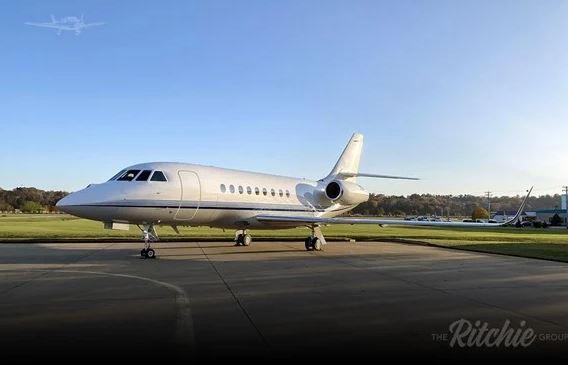 2008  Dassault Falcon 2000LX full