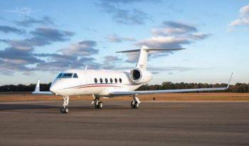 2013  Gulfstream G450 full