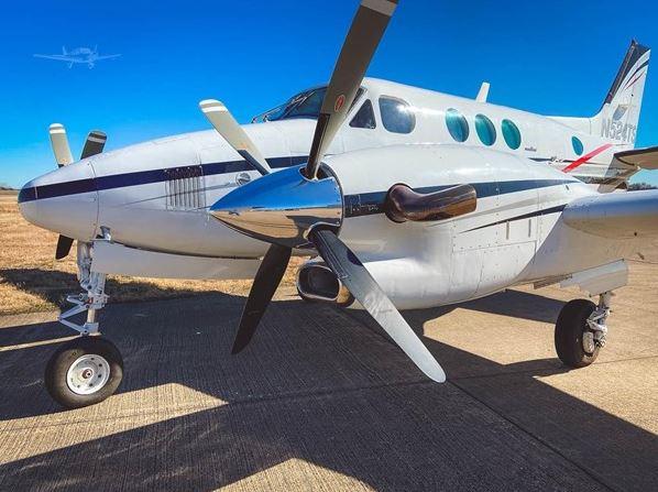 198  Beechcraft King Air C90 full
