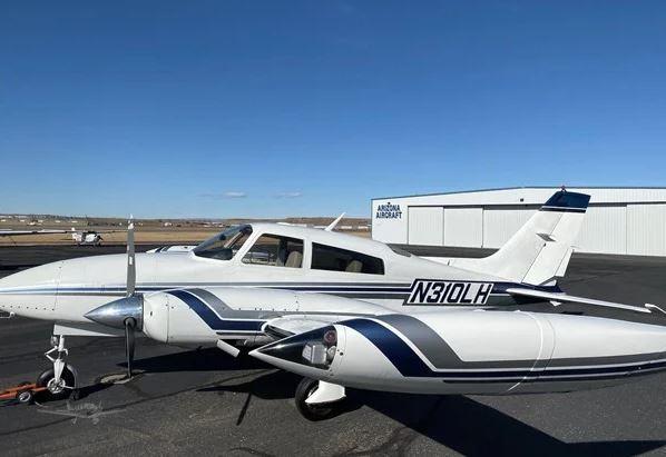 1979  Cessna 310 full