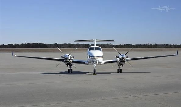 1990  Beechcraft King Air 350 full
