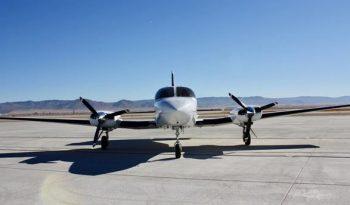 1981  Cessna 414 full