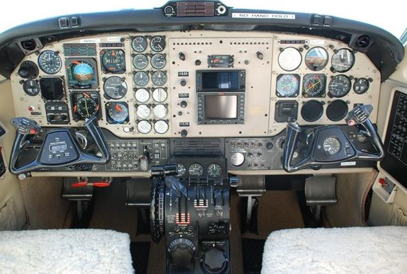 1980  Beechcraft King Air 200 full