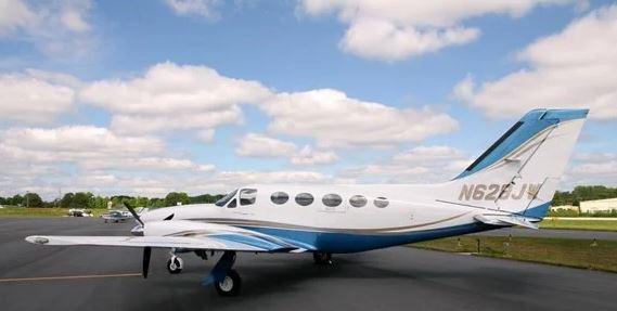 1979  Cessna 414 full