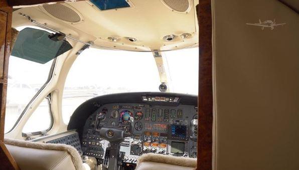 1984  Cessna Citation II full